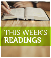 This Week's Readings